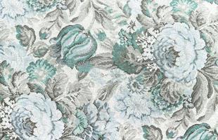 textura de tecido vintage foto