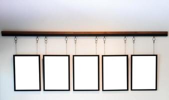 porta-retratos em branco