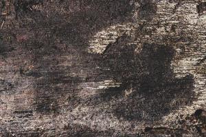 fundo do assoalho de madeira escura foto