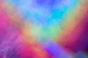 fundo desfocado colorido