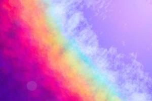 fundo desfocado colorido foto