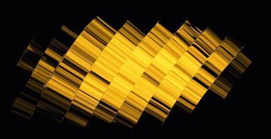 fundo abstrato dourado foto
