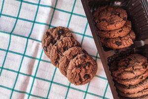 manga de biscoitos foto