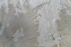 superfície de cimento que não é lisa foto