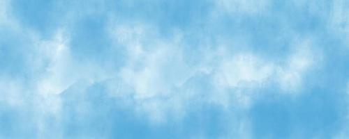 fundo de cor de água de céu azul abstrato, ilustração, textura para design