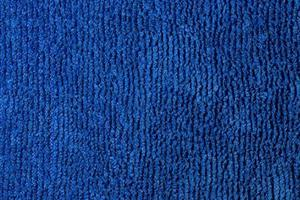fundo azul têxtil foto