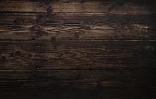 textura rústica de madeira escura foto