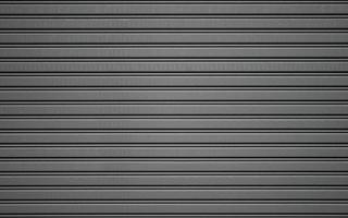 porta de persiana metálica