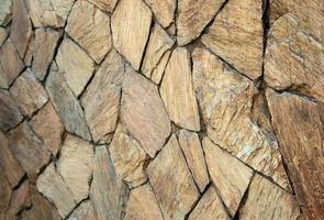 fundo de textura de parede de pedra foto