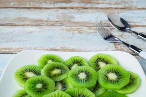 kiwi fresco foto