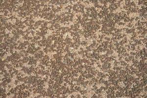 textura de pedra áspera foto