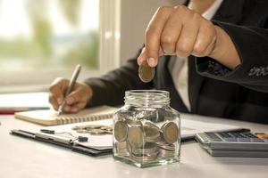 economizando dinheiro profissional
