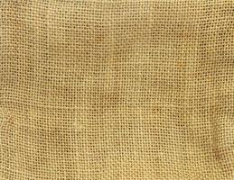 textura de saco de estopa foto
