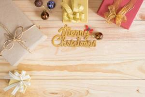 decorações de feliz natal