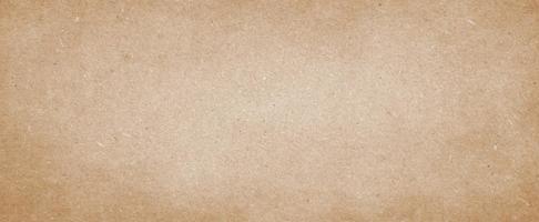 textura de papel pardo velha foto