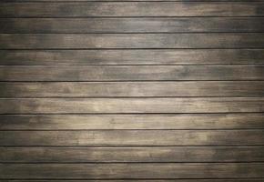 fundo de parede de madeira com vinheta foto