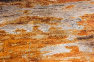 close-up da mesa de madeira para textura e plano de fundo foto
