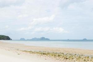 praia na tailândia foto