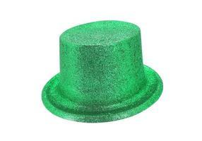 chapéu de festa verde