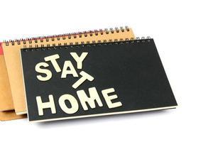 ficar em casa em notebooks