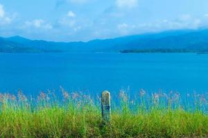 paisagem na tailândia foto