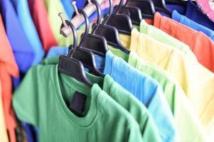 roupas no manequim