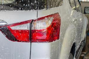 espuma lava-carros