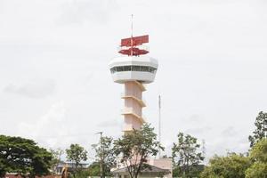 centro de aviação controlado por rádio na Tailândia