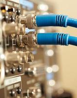 cabos na máquina