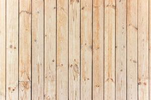 parede de prancha de madeira para textura ou fundo foto
