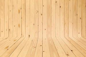 fundo de textura de madeira clara foto