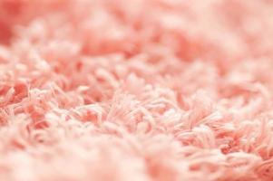 close-up algodão rosa suave foto