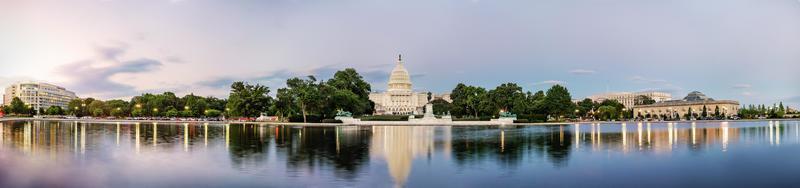 edifício do capitólio dos estados unidos em washington dc, eua foto