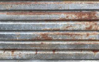 textura de metal enferrujado foto