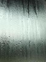 fundo de janela chuvosa