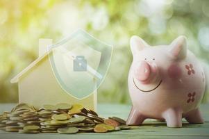 proteção finanças domésticas