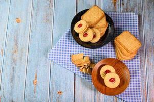 biscoitos e bolachas foto