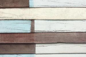 fundo de textura de madeira recuperada