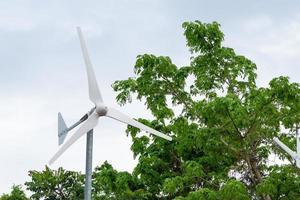 pequena turbina eólica