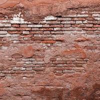 fundo de parede de tijolo grunge