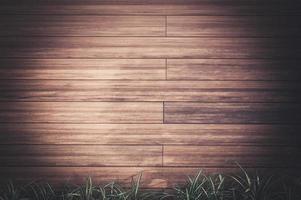 fundos de textura de madeira com edição vintage foto