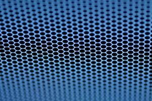 textura de célula hexagonal foto