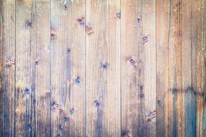 antigo fundo de textura de madeira vintage foto