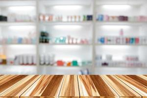 farmácia drogaria para segundo plano