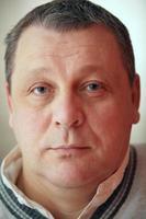 close-up de um homem maduro