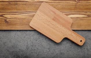 tábua de madeira foto