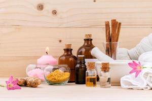itens de aromaterapia naturais