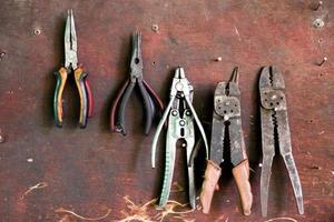 equipamentos e ferramentas
