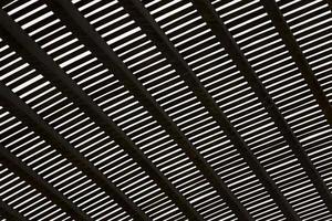 detalhe da arquitetura moderna foto