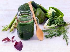suco verde fresco